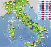 meteo italia venti previsioni pescia il tuo paese
