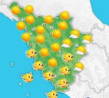 meteo toscana pescia il tuo paese