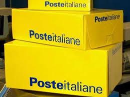 poste italiane pacchi giallo Pescia il tuo paese