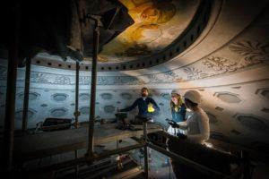 ristrutturazione cupola del Duomo di Pescia - il tuo paese