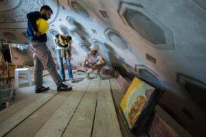 restauro cupola Duomo di Pescia il tuo paese