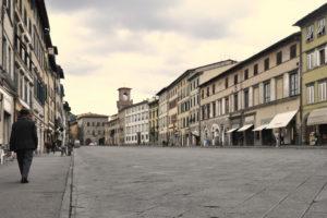piazza Mazzini Pescia il tuo paese