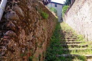 scala santa, storia religione e cultura a Pescia