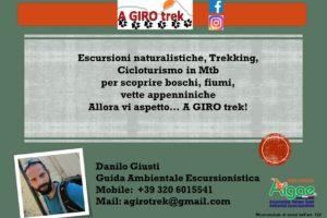 A Giro Trek escursioni trekking ambiente pescia il tuo paese
