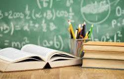 libro matite lavagna scuole a Pescia