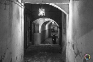 sdruccioli e viuzze del centro storico di Pescia