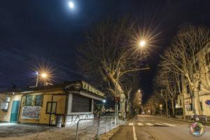 gelateria la baracchina di notte a Pescia