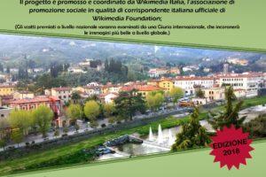 WikiTour WikiLovesMonuments2018 Pescia