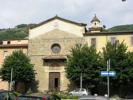 san_francesco chiesa conventuale pescia