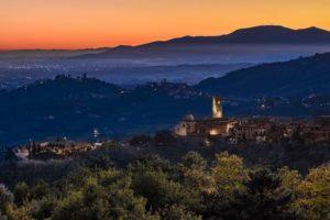 2° - Massa al tramonto, Claudio Minghi wiki loves monuments pescia