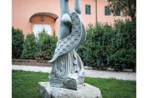 racconti di pietra mostra PISTOIA scultori cava nardini vellano