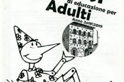 Università Tempo Disponibile, programma 2018/19, Pescia