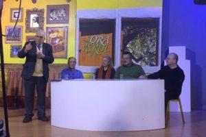 palco istituto tecnico agrario anzilotti televisione TVL pescia