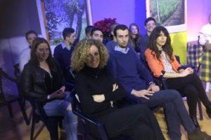 pubblico, Stefania Berti istituto tecnico agrario anzilotti televisione TVL pescia