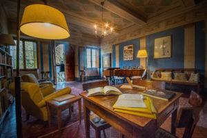 villa del Castellaccio, famiglia Anzilotti, foto di Claudio Minghi Uzzano