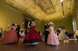balli ottocenteschi scozzesi scuola di ballo Daedalus pescia