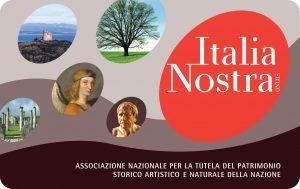 Italia Nostra associazione nazionale tutela patrimonio storico artistico naturale pescia