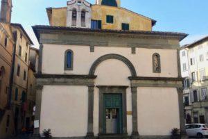 santuario madonna di Piè di Piazza mazzini pescia