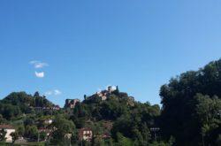 Pietrabuona Alta il Castello pescia