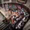 il coro dall'alto abside cattedrale pescia