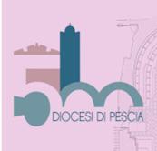 logo 500 anni giubileo diocesano pescia