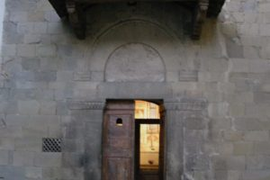 porta aperta sant'antonio abate Pescia