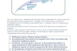 Special Horse Day FISE Federazione italiana sport equestri disabili ippodromo montecatini