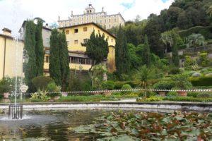 fontana giardini villa garzoni collodi pescia