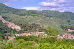 panoramica HD collodi castello villa garzoni giardini collodi pescia