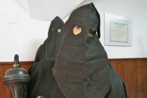 1514-2014 cappa cappuccio Misericordia di Pescia