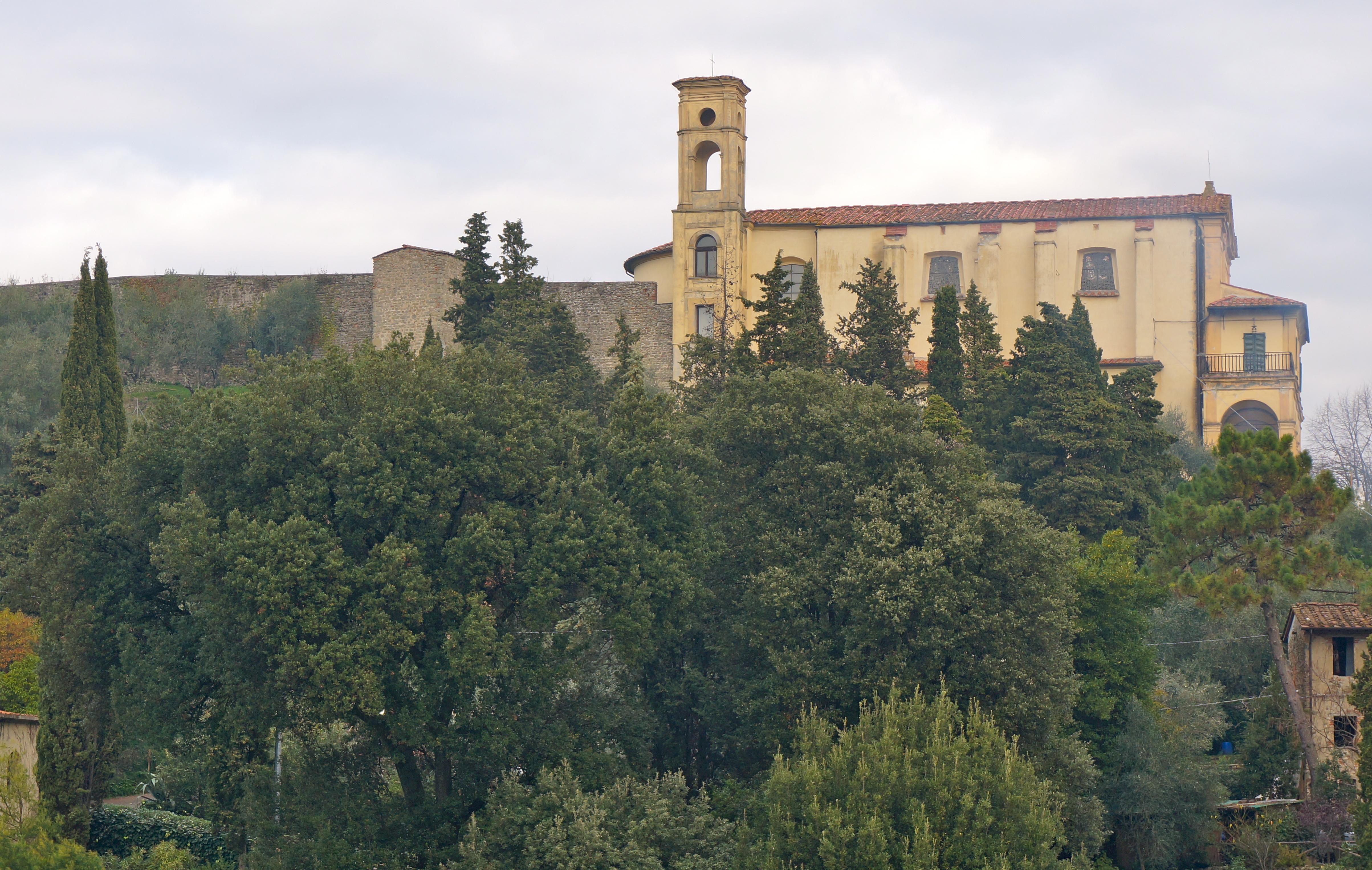 Pescia. ex Castello-Monastero di Bareglia. Forme