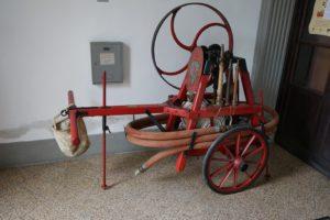 carro antincendio pompieri pescia
