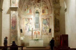 chiesetta oratorio sant'antonio abate ospedale pescia