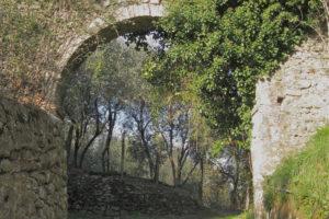 porta mura zona ex castello pescia