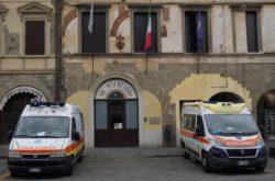 sede palazzo ambulanze misericordia pescia