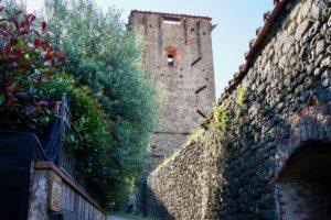 torre del seminario mura di pescia