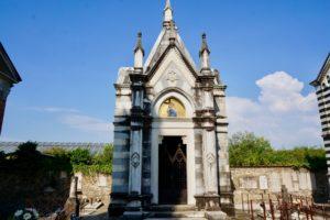 cappella galeotti cimitero monumentale pescia