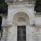 cappella monumentale Marchi marmo cimitero pescia