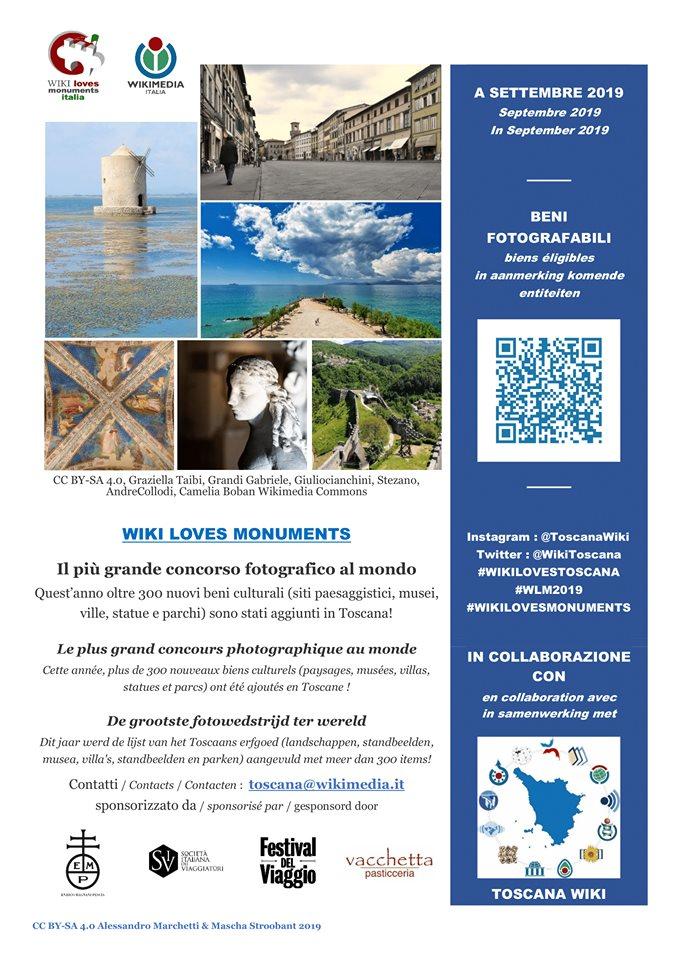 locandina wl toscana blu francese tedesco wiki loves monuments pescia