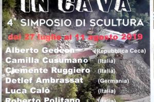 SCULTORI IN CAVA 4° SIMPOSIO 2019 LOCANDINA OK NOMI pescia