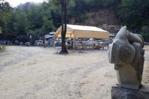 scultori cava nardini vellano simposio scultura 2019 pescia