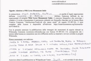 delibera chiese pievi wiki loves monuments diocesi pescia