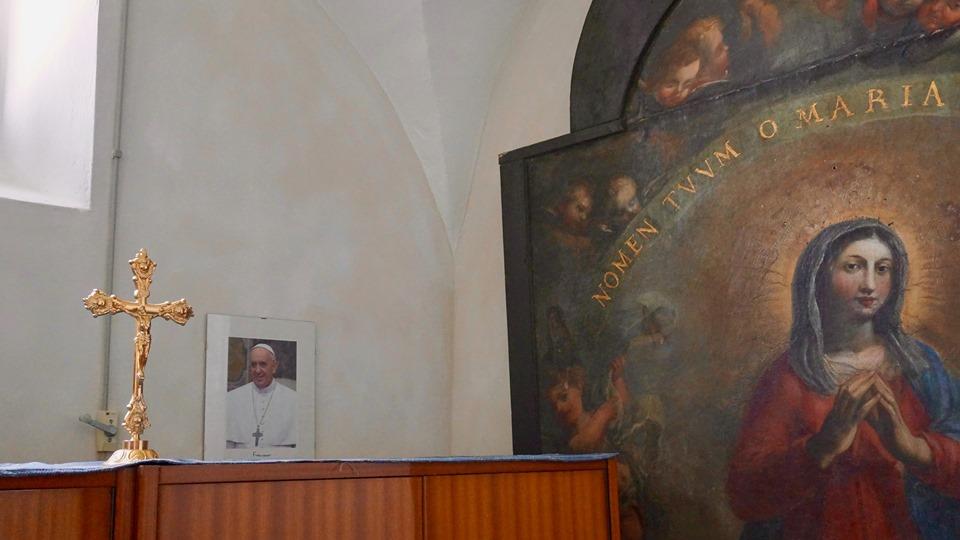 sacrestia chiesa san michele convento casa nazareth castello pescia
