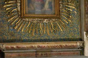 cappella madonna rosario chiesa annunziata pescia