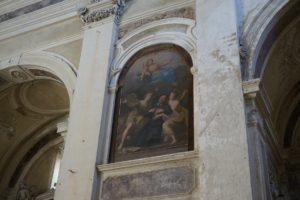 interni chiesa santissima annunziata pescia