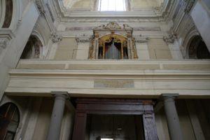 organo chiesa santissima annunziata pescia