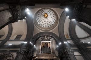 L'organo_e_la_cupola CLAUDIO MINGHI