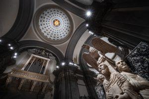 MINGHI CATTEDRALE Cupola_e_ambone WIKI LOVES MONUMENTS PESCIA