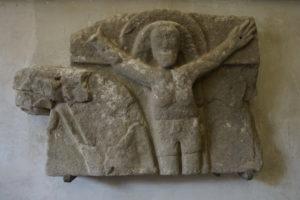 FAI Apertura straordinaria Museo civico cristo in croce bassorilievo pescia