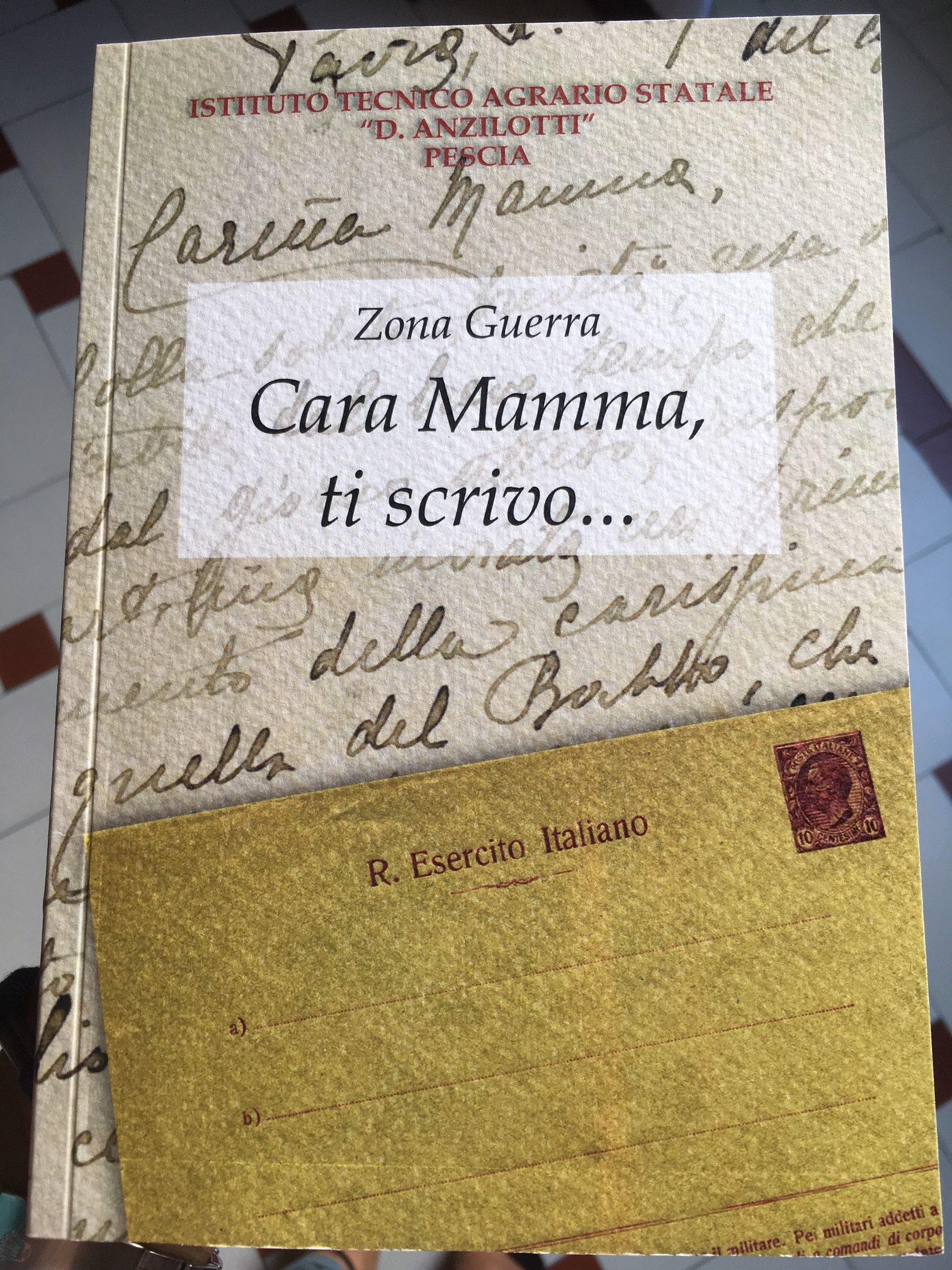 cara mamma ti scrivo progetto lettere istituto agrario anzilotti pescia